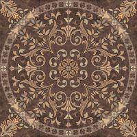 Напольное панно: Pompei, 88x88, Сорт1, коричневое (PY6G114)