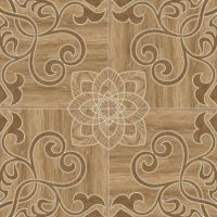 Напольная плитка: Jardin, 44x44, коричневая, (JR4E012-41)