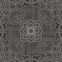 Напольная плитка: Jardin 44x44 темно-серая, (JR4E092-41)