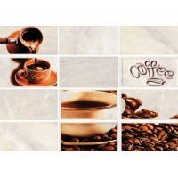 Вставка: Latte Coffe 1, 25x35, светло-бежевая, (LT2M301)