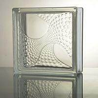 Прозрачный стеклоблок Cock-Tail JH029