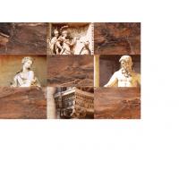 Вставка: Trevi 30x45 С1 коричневая 8,5мм (10шт) (TY2N111D)