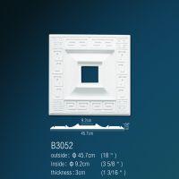 Декоративная розетка В3052  d 45.7*9.2 cm