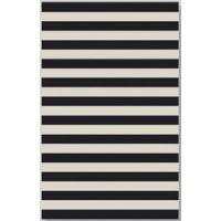 Дорожка циновка 1,35х1,90  Черно-белые линии Cot 5220/9h01