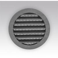 Вентиляционная решетка 10РКМ Алюминий D125mm