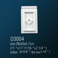 База из полиуретана D3004 45х28х5,7см