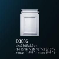 База из полиуретана D3006 53х38х5,5см