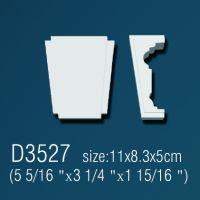 Дверной декор Фриз D3527 ( 11x8.3x5см)