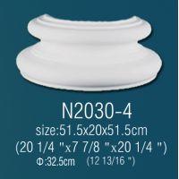База из полиуретана N2030-4 ( d 51.5 x 20 x 51.5см)