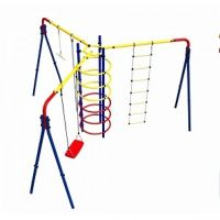 Детская площадка Циркус (3.69 x 3.19 x h 1.98м) СК-3.3.15.23
