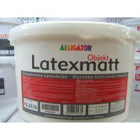 Водоэмульсия Latexmatt objekt латексная матовая 12.5 л (20кг