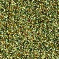 Ковролан Бриз 30, 4м, зелёно-желтый