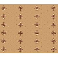 Ковролан Berber -Luiza 3601 8 20222   4м  бежевый с лилиями