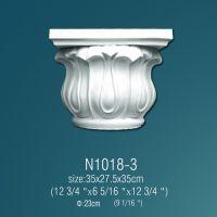 Капитель N1018-3 (35 x 27.5 x 35см)