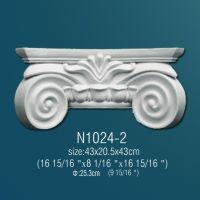 Капитель N1024-2(43*20.5*43 cm)