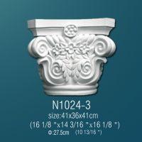 Капитель N1024-3 (41*36*41cm)