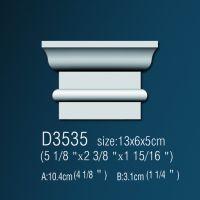 Капитель D3535 (13x6x5см)
