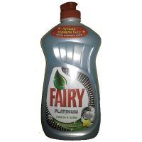 Fairy Platinum лимон и лайм