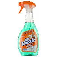 Mr Muscle д/стёкол с нашат. спиртом смен/бут 500 мл