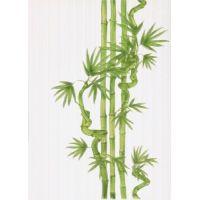Декор Ретро бамбук 2 салатный 25х35