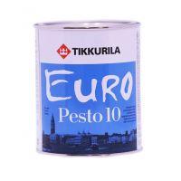 Износостойкая Водоэмульсия  2.9л для всех поверхностей Тиккурила PESTO 10