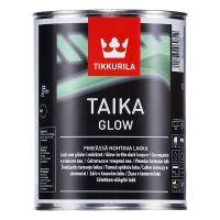TAIKA GLOW лак светящийся в темноте водоразбавляемый матовый 1л