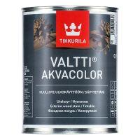 VALTTI AKVACOLOR EP колеруемая фасадная лазурь 0,9л