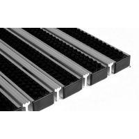 Модульные решетки СИТИ БРС (Сити бруш+резина+скребок) 600 х 400 01106
