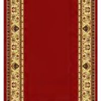 Кремлёвская дорожка BCF GOLD 046/22 Красная ширина 1,5