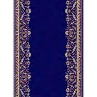 Кремлёвская дорожка Heat Set LOTOS 028/810 Синяя ширина 1,2