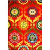 Ковёр KOLIBRI FRIZE 11003/120 1,60 х 2,30 Хохлома цвет красный