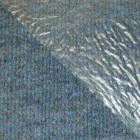 Ковролин для выставок (300) 2,0 м синий с защитной плёнкой G02