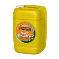 PRAIMER Грунтовка для стен и потолков, полимерная 5-10 л