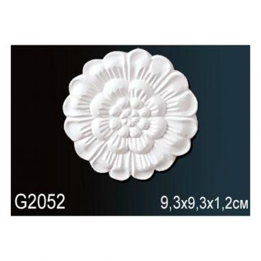 Декоративный орнамент G2052  9.3*9.3*1.2 cm