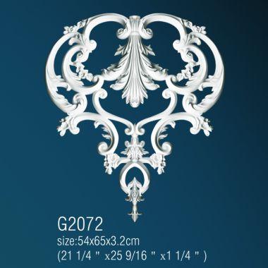 Декоративный орнамент G2072 (54*65*3.2см)