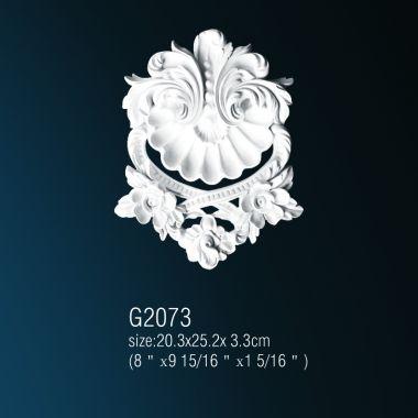 Декоративный орнамент G2073  20.3*25.2*3.3 cm