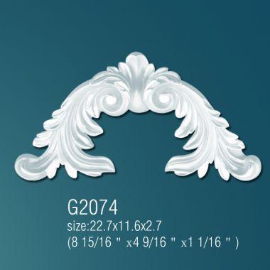 Декоративный орнамент G2074  22.7*11.6*2 cm
