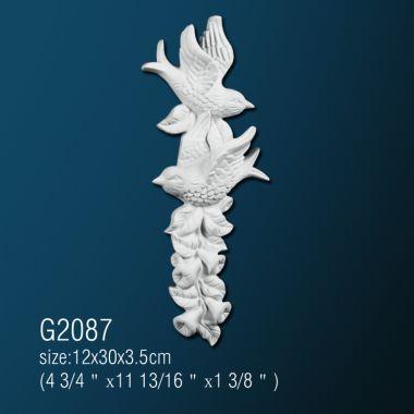 Декоративный орнамент G2087 12*30*3.5 cm