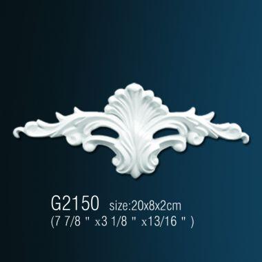 Орнамент из полиуретана G2150 20х8х2см