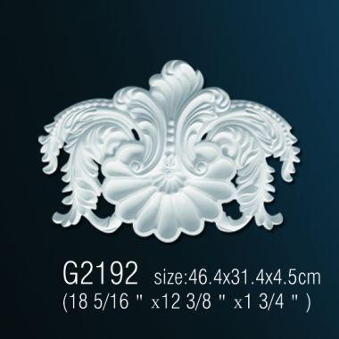 Орнамент из полиуретана G2192 45х31х3,5см