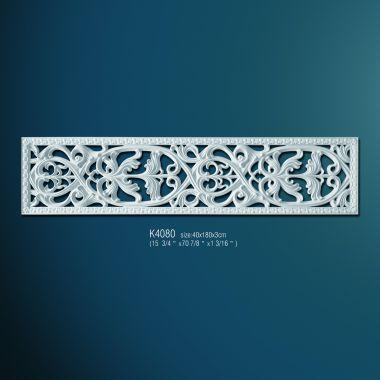 Орнамент из полиуретана K4080 40х180х3 cm