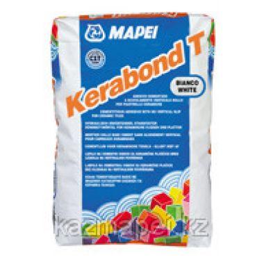 Клей на цементной основе серый Kerabond T, мешок 25 кг
