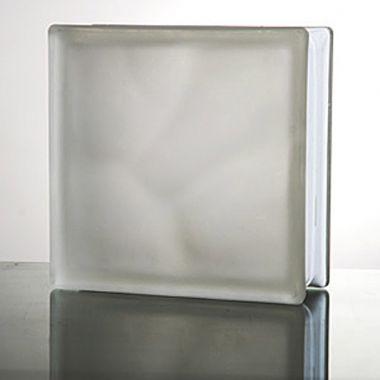 Прозрачный стеклоблок Misty cloudy JH039