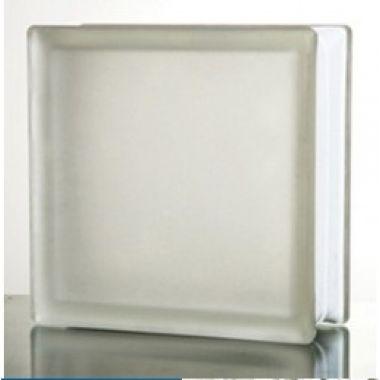 Прозрачный стеклоблок Misty direct, матовый JH040