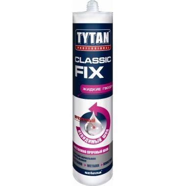 Монтажный клей Tytan Classic FIX  310 мл.