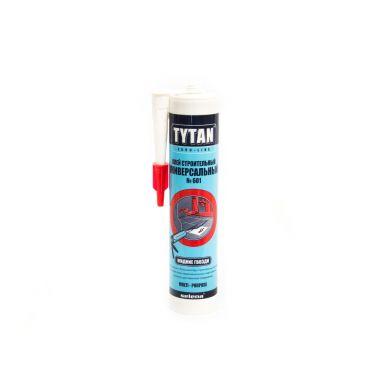 Монтажный клей универсальный 601 (405гр) бежевый Tytan