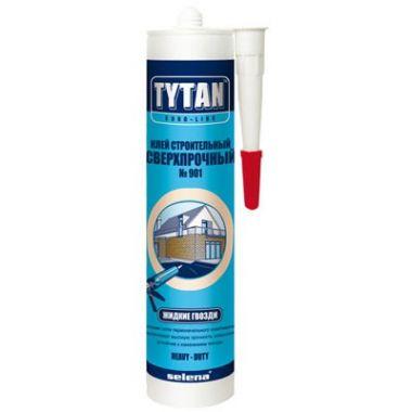 Строительный клей сверхпрочный Tytan 901  390гр.