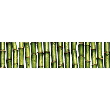 Бордюр: Jungle, 6x25, Сорт1,зеленый, толщ. 7,5мм, (C-JU1C021)