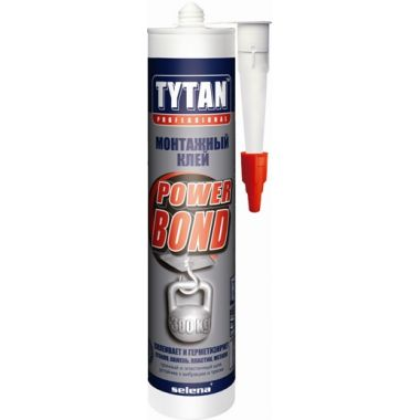 Монтажный клей Tytan Power Bond  290 мл.
