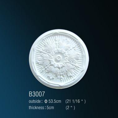 Декоративная розетка В3007 53,5см